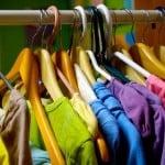 roupas usadas para vender e ganhar dinheiro