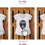T-Shirt feminina no atacado: Onde comprar para revender?