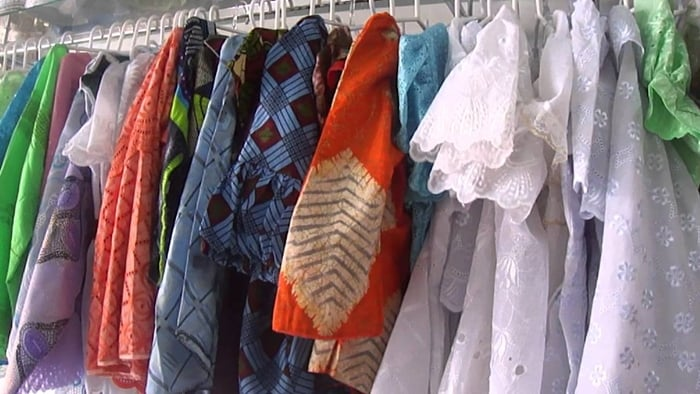 lojas de roupas afros