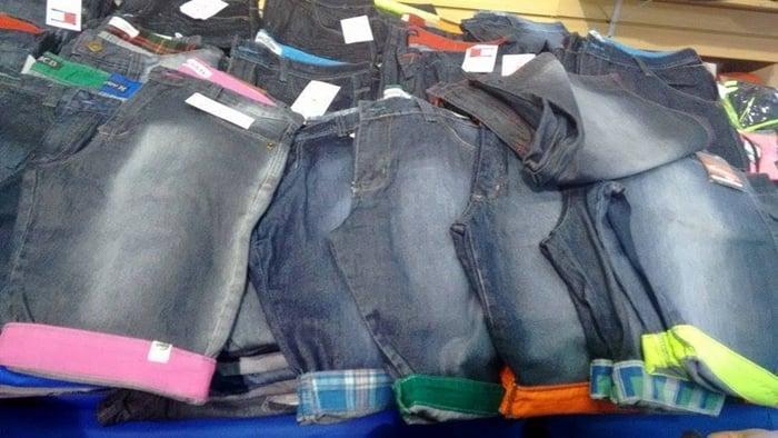 short Jeans para revender