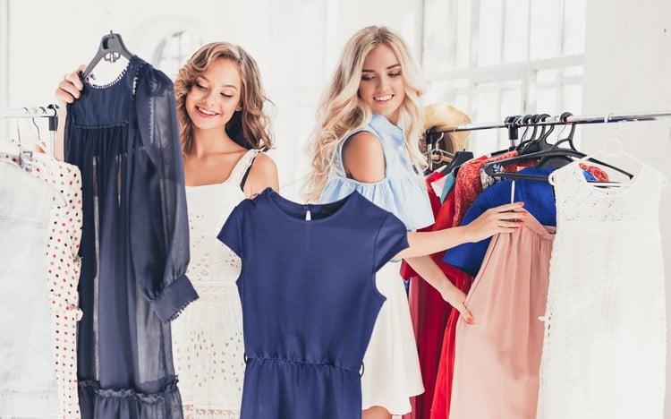 qual tipo de roupa que vende mais