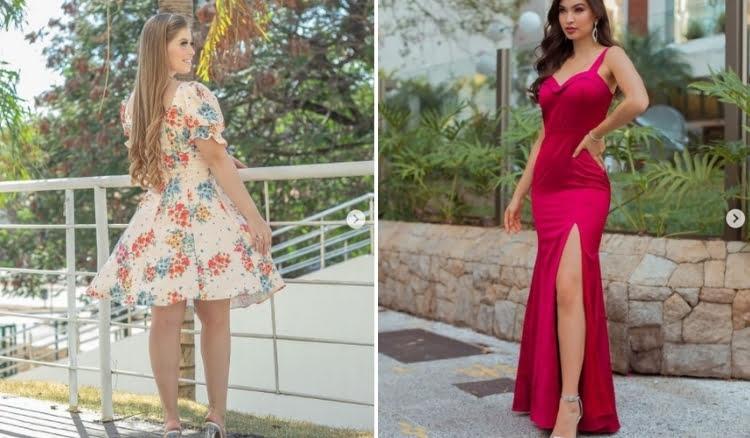 Fornecedores de vestidos no atacado