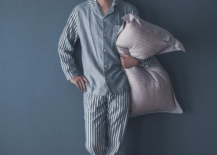 pijamas no Bom Retiro