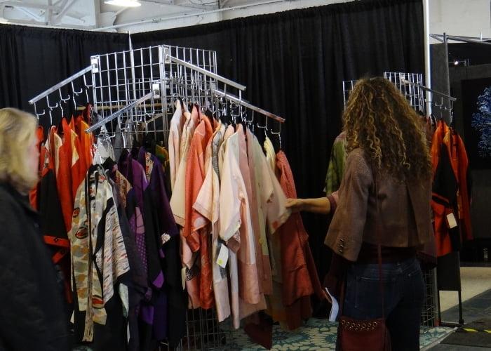 Feira de roupas em Fortaleza
